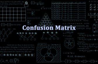 Confusion matrix Матрица ошибок